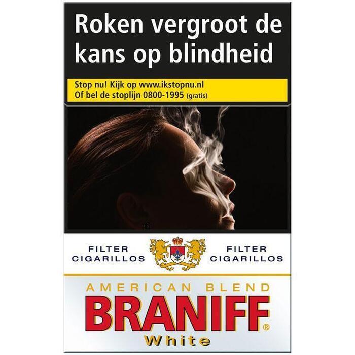 Braniff White