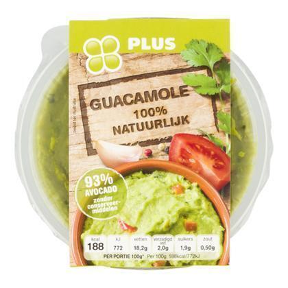 PLUS Guacamole (175g)