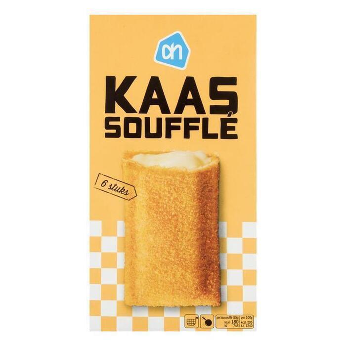 Kaassouffles (doos, 6 × 60g)