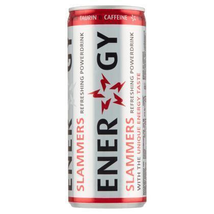 Slammers Energy (rol, 250ml)