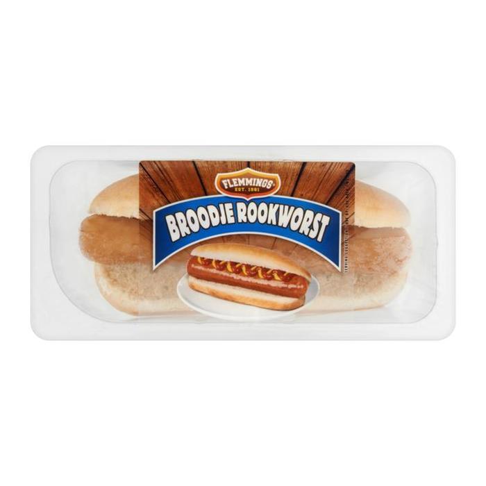 Broodje Rookworst (147g)