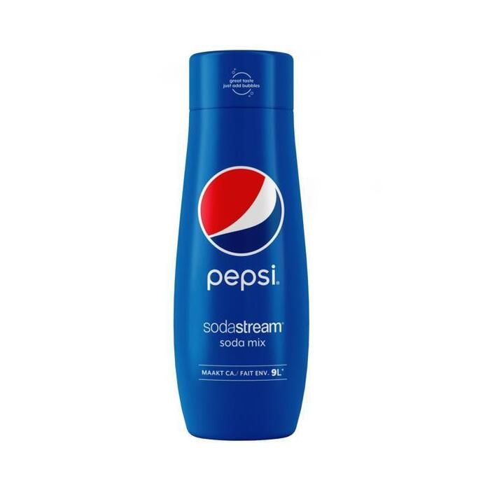 Sodastream Pepsi siroop (44cl)