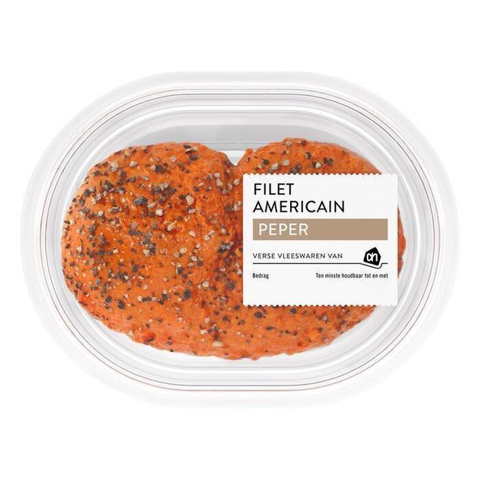Filet americain met peper (150g)