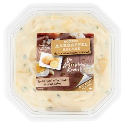 Aardappel creme fraiche salade (450g)