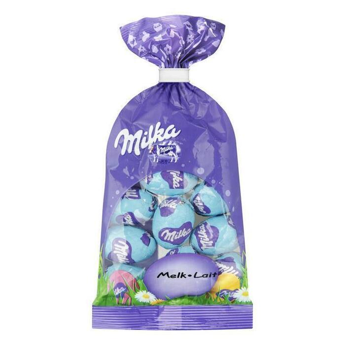 MILKA CHOCOLADE EI - MINI MELK 100 GR (100g)