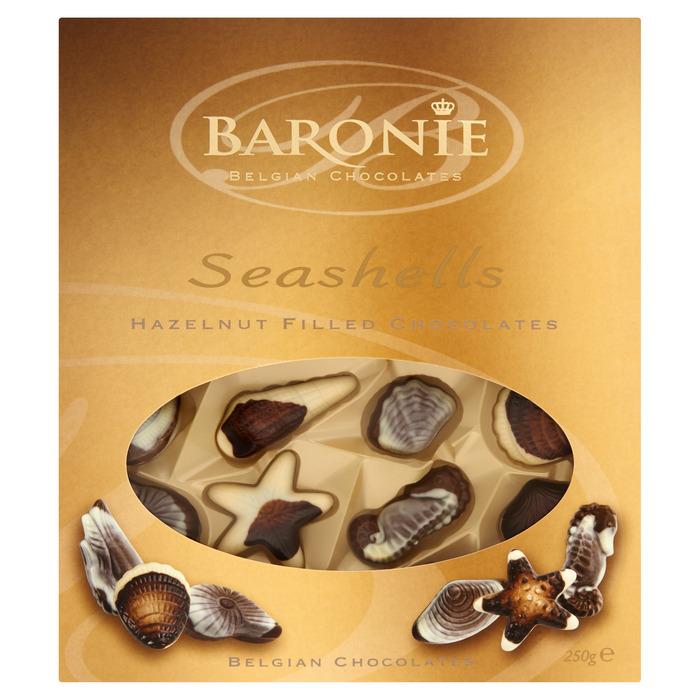 Baronie Seashells Brown 250g (250g)