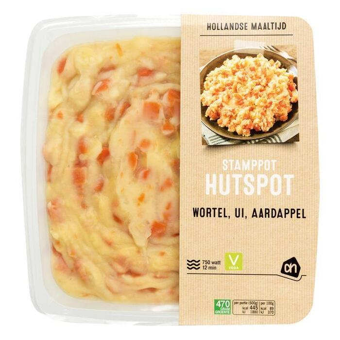 Hollandse stamppot hutspot (1kg)