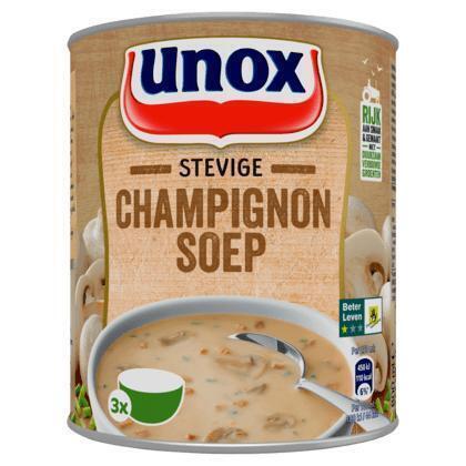 Originele soep champignon (0.8L)
