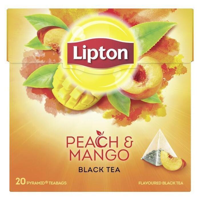 Peach Mango Tea (doos, 20 zakjes) (zakjes, 20 × 36g)