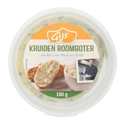 GIJS Kruidenboter (100g)