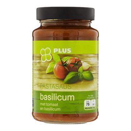 Pastasaus basilicum (490g)