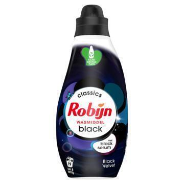 Robijn Klein & krachtig black velvet wasmiddel (0.66L)