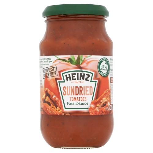Heinz Pastasaus Zongedroogde Tomaten (300g)