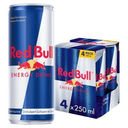 Red Bull (rol, 100 × 250ml)