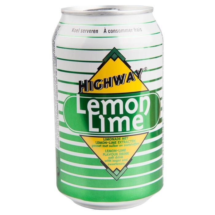 Highway Lemon Lime (rol, 33cl)