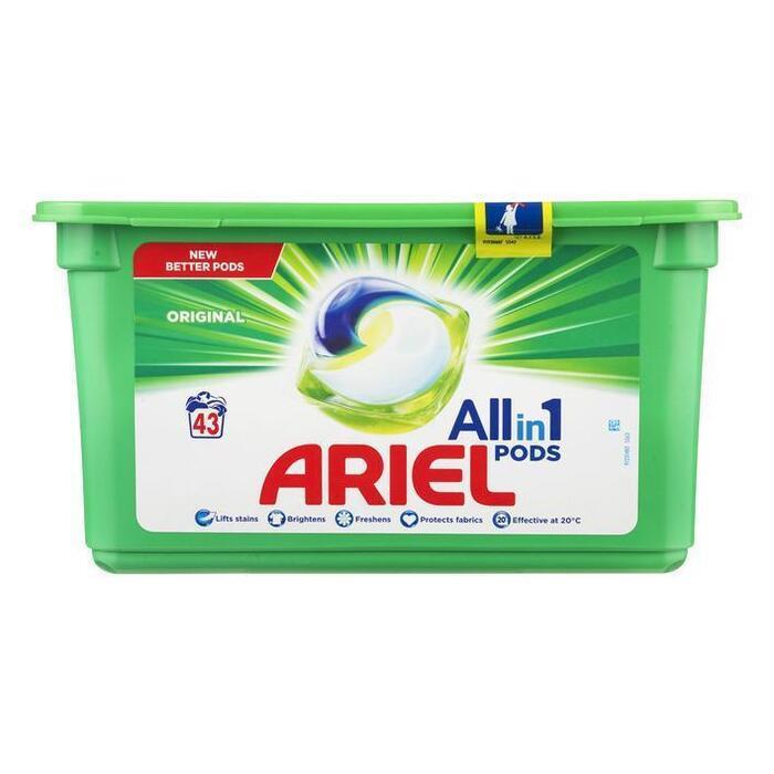 Ariel Allin1 pods regular wasmiddelcapsules