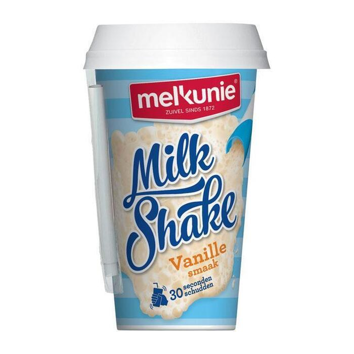 Melkunie Milkshake Vanillesmaak 200 ml (bak, 200ml)