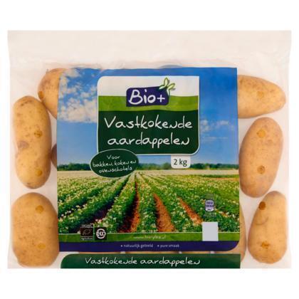 Bio+ Vastkokende aardappelen biologisch (2kg)