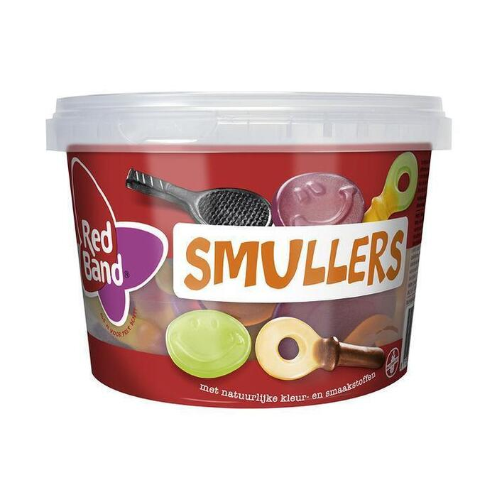 Red Band Smullers (525g)