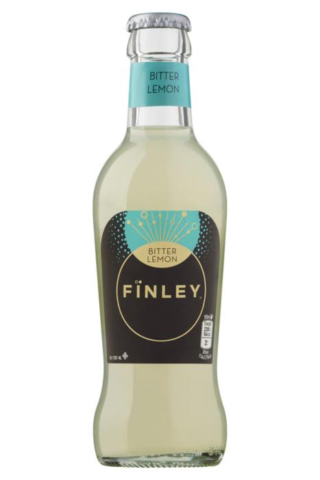 Finley Bitter Lemon Ret Gl Bot 0.2L 1x (200ml)