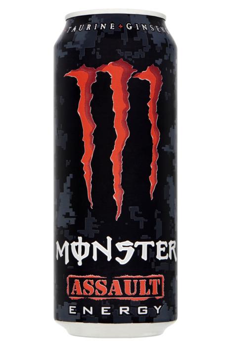 Assault Energy (blik, 0.5L)