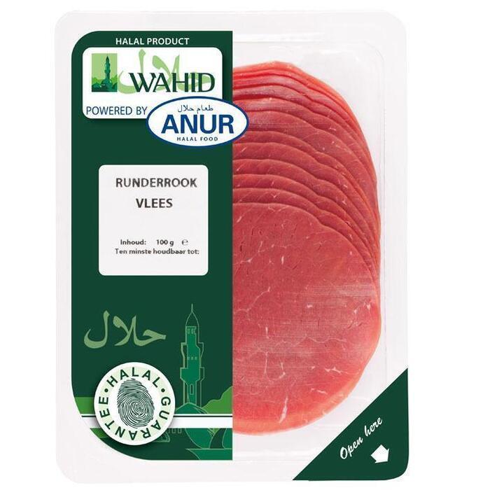 Wahid Runderrookvlees (100g)
