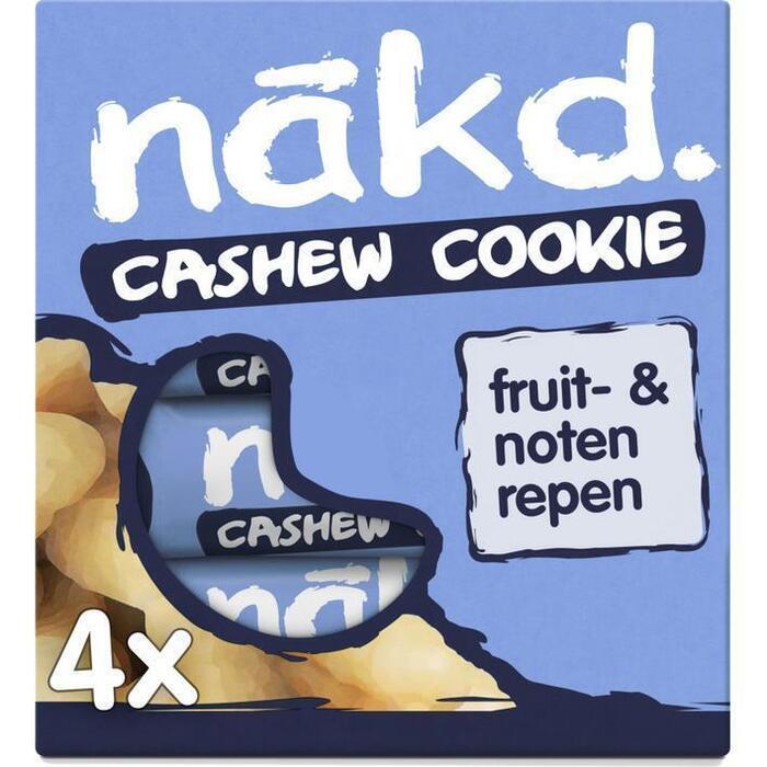 Cashew cookie (4 × 35g)