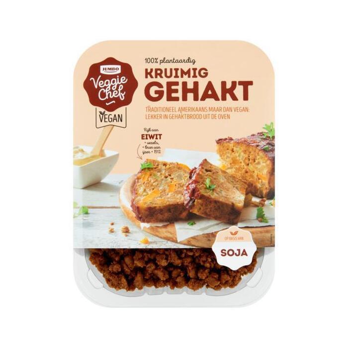 Jumbo Veggie Chef 100% Plantaardig Kruimig Gehakt 175g (175g)