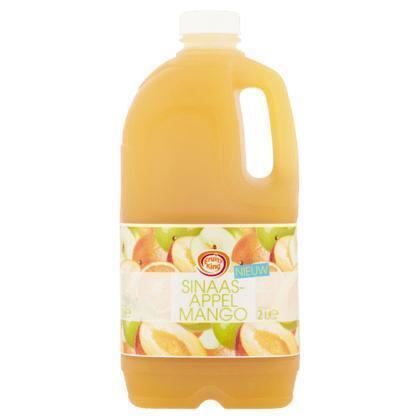 Fruity King Sinaasappel mango sap (2L)