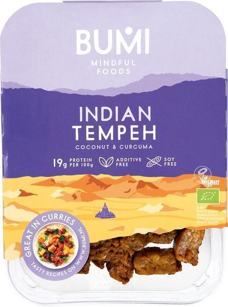 Lupine Tempeh indiaas (175g)