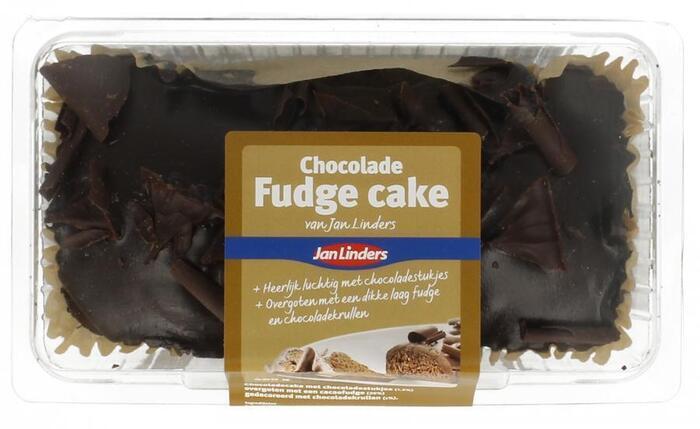 Chocolade fudge cake (400g)