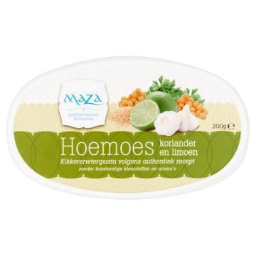 Hoemoes Koriander Lemon (bak, 200g)