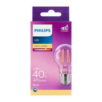 Philips Fil std E27 40W