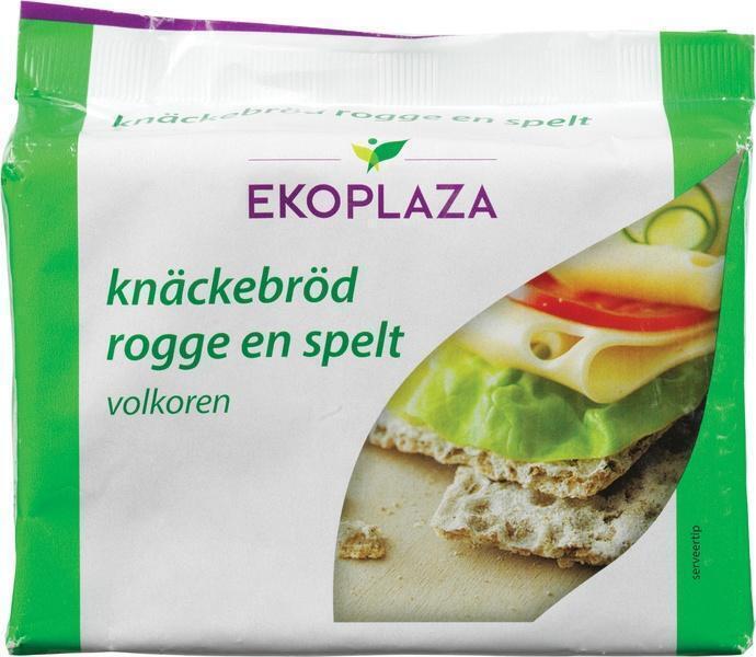 Knäckebröd met spelt volkoren (250g)