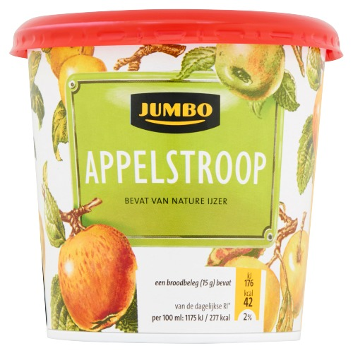 Jumbo Appelstroop 450g (450g)