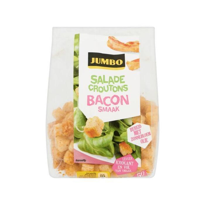 Jumbo Salade Croutons Bacon Smaak 50g (50g)