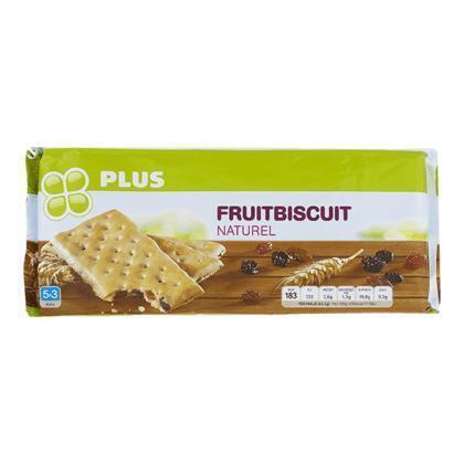 Fruitbiscuit naturel (5 × 44g)