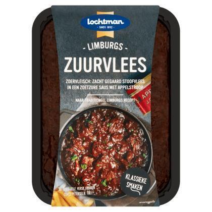 Limburgs zuurvlees (1kg)