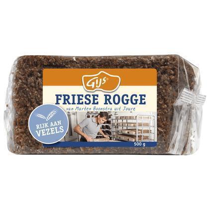 Fries roggebrood (500g)