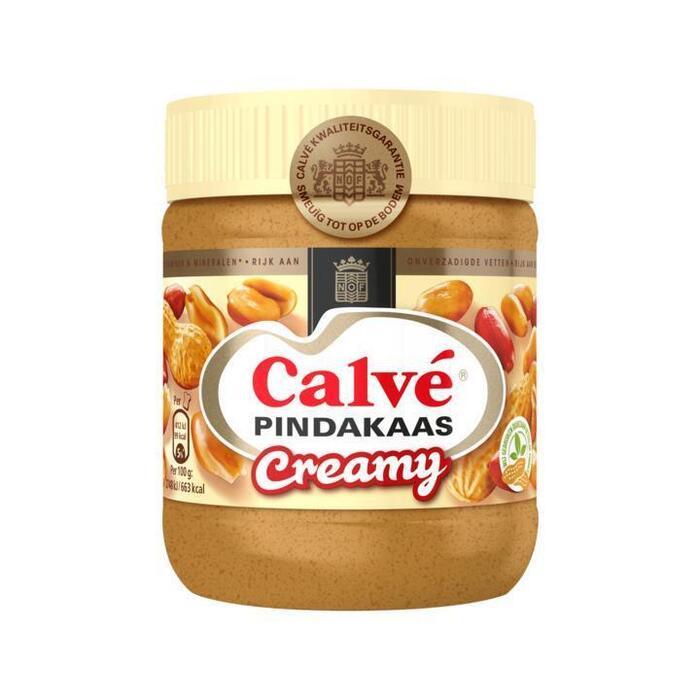 Calvé Pindakaas creamy (350g)
