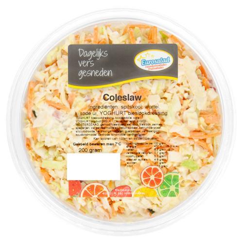Eurosalad Coleslaw 200 g (200g)