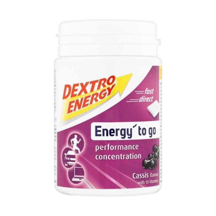 Energy to go cassis (68g)