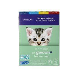 g'woon Kattenvoer junior (1.2kg)