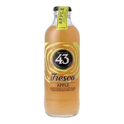 Cocktail 43 Fresco Apple 250 ml (rol, 250ml)
