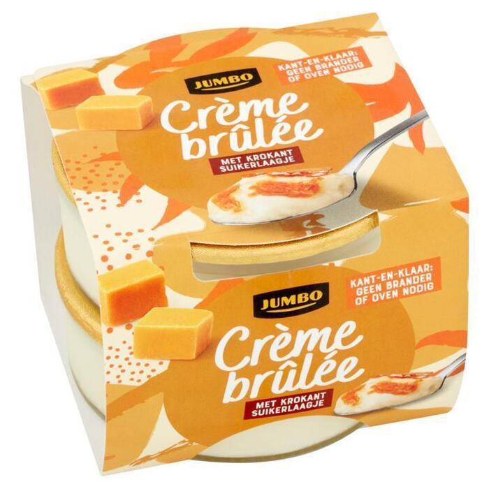 Jumbo Crème Brûléesmaak 202g (202g)