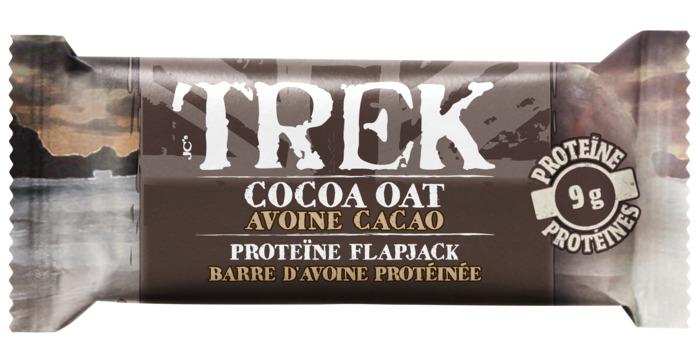 Trek Proteïne reep Cocoa Oat 50g Wikkel (50g)