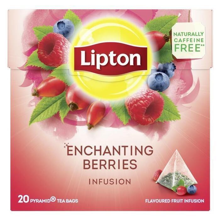 Lipton Enchanting berries (20 × 42g)