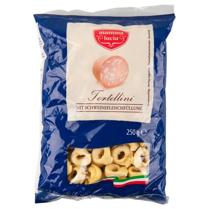 Mamma lucia tortellini vlees 250g zak (250g)