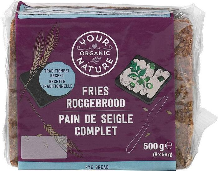Fries Roggebrood (500g)