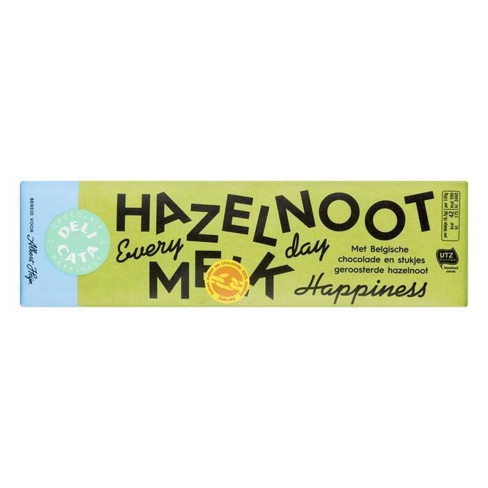 Hazelnoot Melkchocolade (200g)